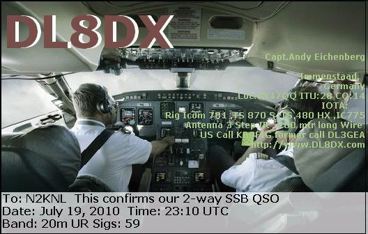 qsl-dl8dx