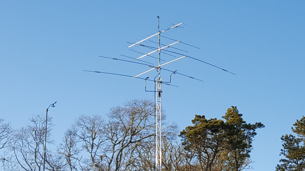 Tower-VHF Contest 3