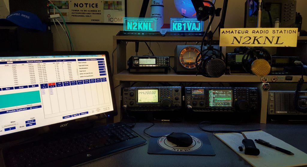 N2KNL-ARRL VHF Contest